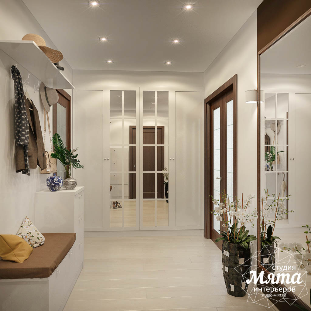 Дизайн-проект двухкомнатной квартиры в ЖК Чемпион Парк img502155844