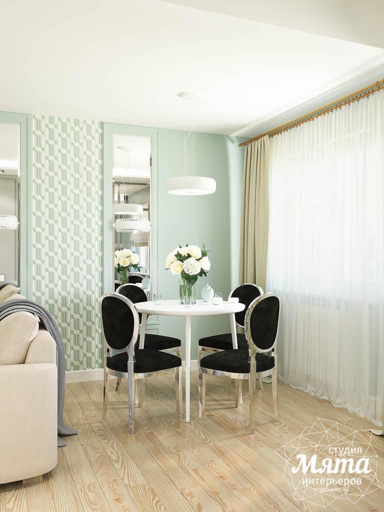 Дизайн интерьера однокомнатной квартиры пер. Встречный д. 5 img1878348640