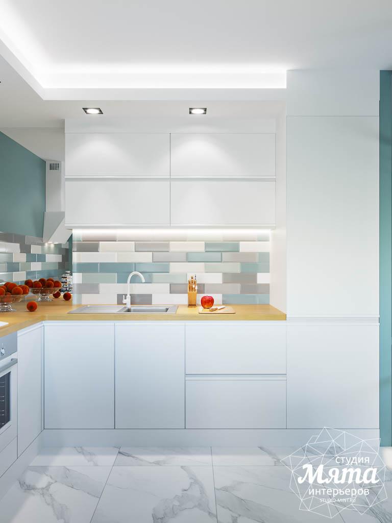 Дизайн интерьера однокомнатной квартиры пер. Встречный д. 5 img1738722420