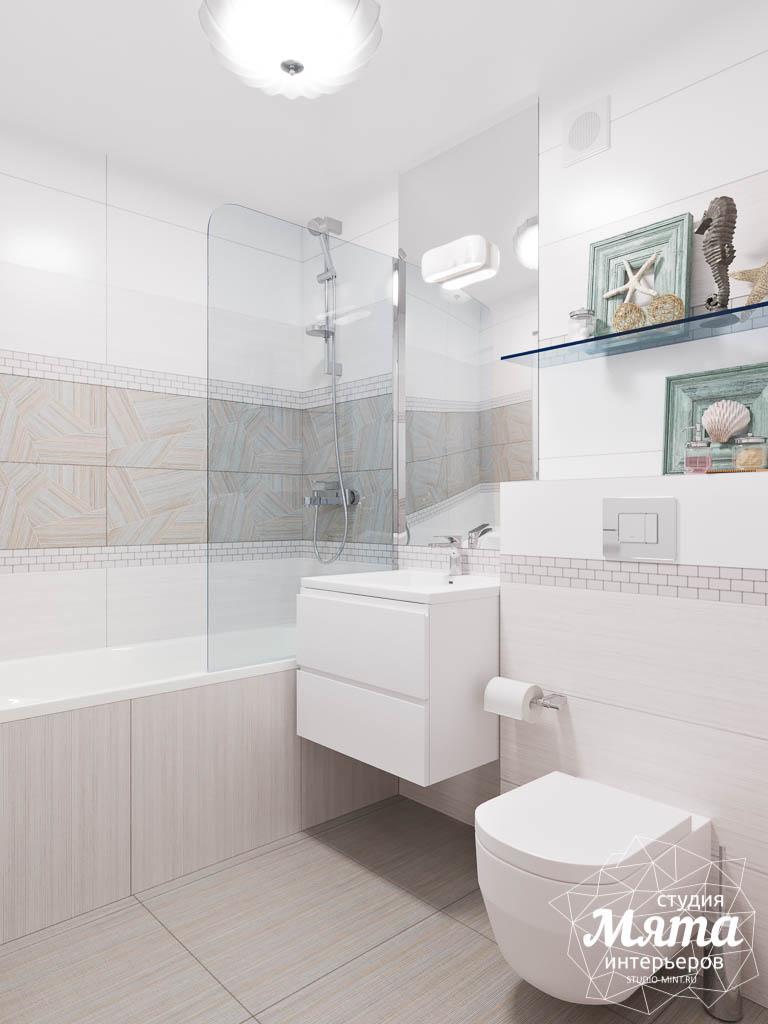Дизайн интерьера однокомнатной квартиры пер. Встречный д. 5 img1544611472