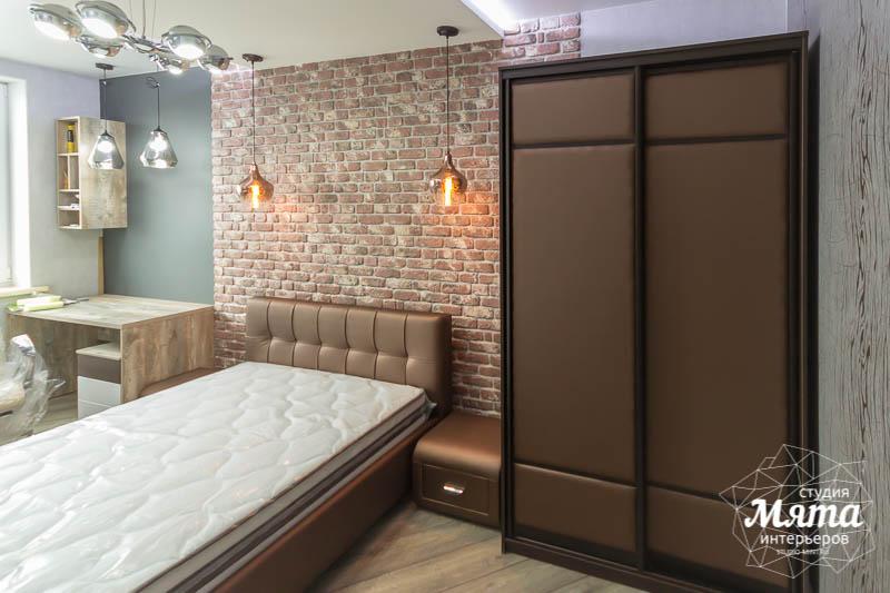 Дизайн интерьера и ремонт трехкомнатной квартиры по ул. Татищева 49 2