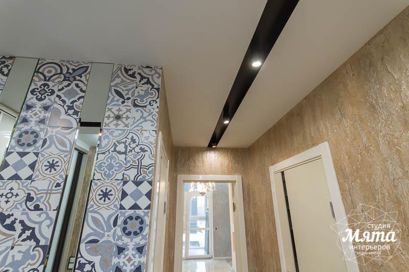 Дизайн интерьера и ремонт трехкомнатной квартиры по ул. Татищева 49 57