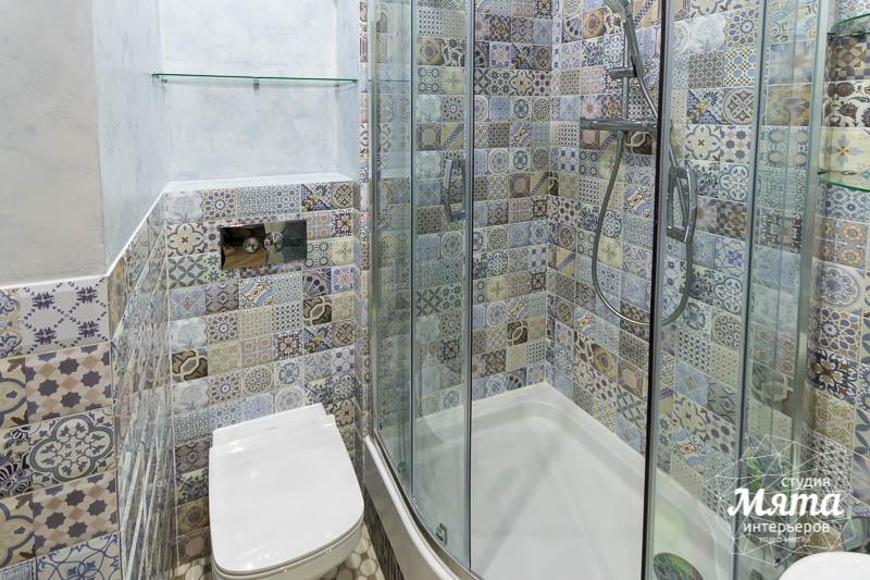 Дизайн интерьера и ремонт трехкомнатной квартиры по ул. Татищева 49 49