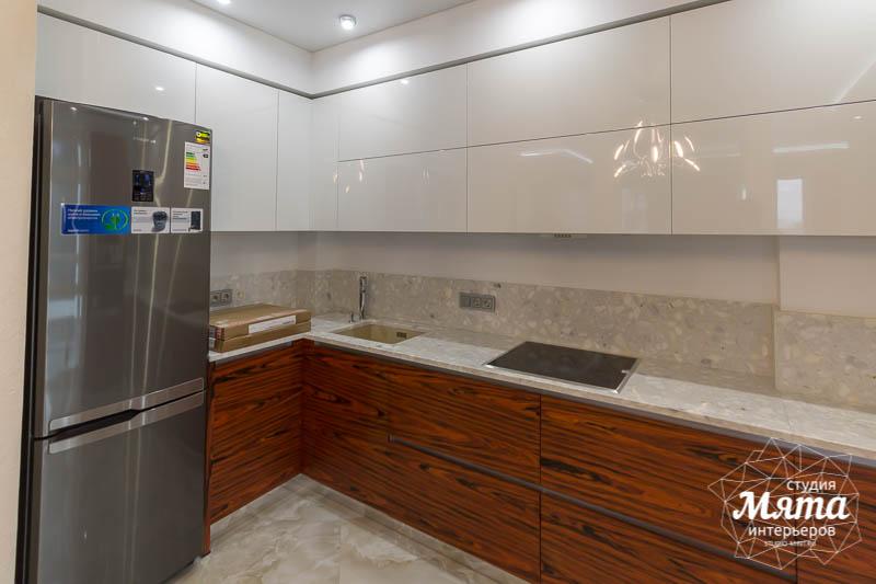 Дизайн интерьера и ремонт трехкомнатной квартиры по ул. Татищева 49 17
