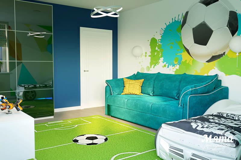 Дизайн интерьера четырехкомнатной квартиры по ул. Блюхера 41 img2006494498