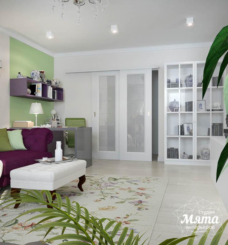 Дизайн интерьера четырехкомнатной квартиры по ул. Блюхера 41 img218959546