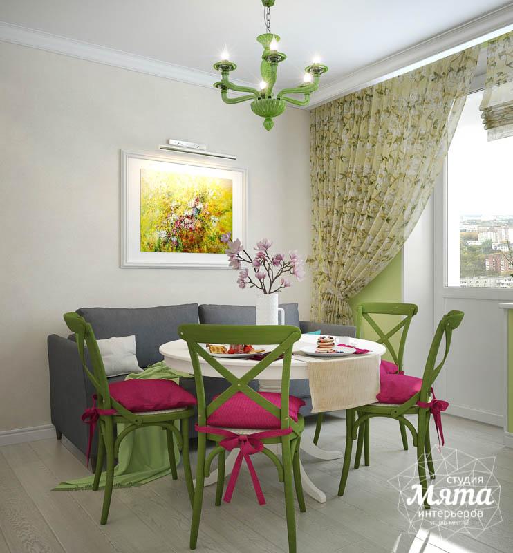 Дизайн интерьера четырехкомнатной квартиры по ул. Блюхера 41 img987246813