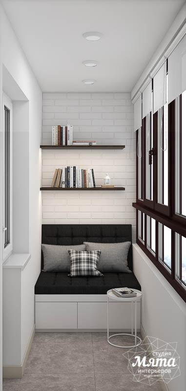 Дизайн интерьера двухкомнатной квартиры в ЖК Первый Николаевский img988492315