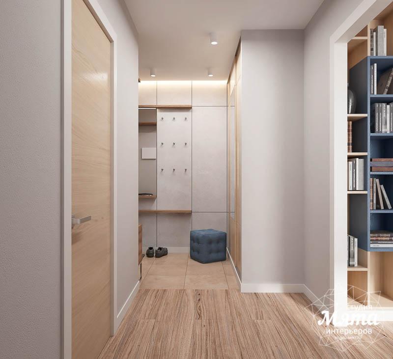 Дизайн интерьера двухкомнатной квартиры в ЖК Солнечный img1205036897