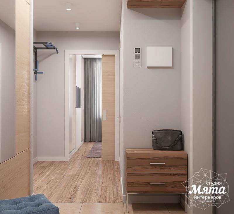 Дизайн интерьера двухкомнатной квартиры в ЖК Солнечный img1170490735