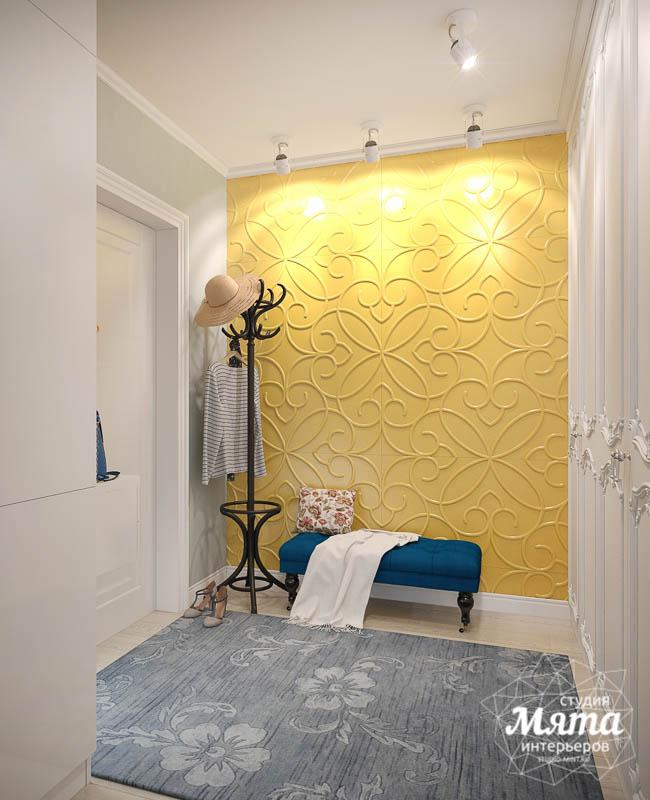 Дизайн интерьера четырехкомнатной квартиры по ул. Блюхера 41 img1152361671