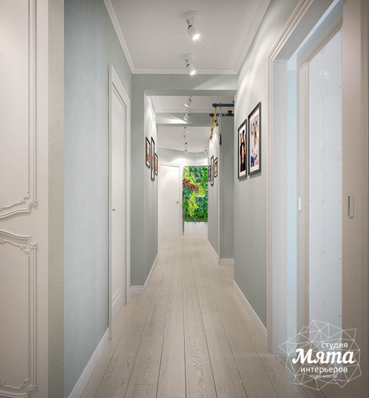 Дизайн интерьера четырехкомнатной квартиры по ул. Блюхера 41 img825536216