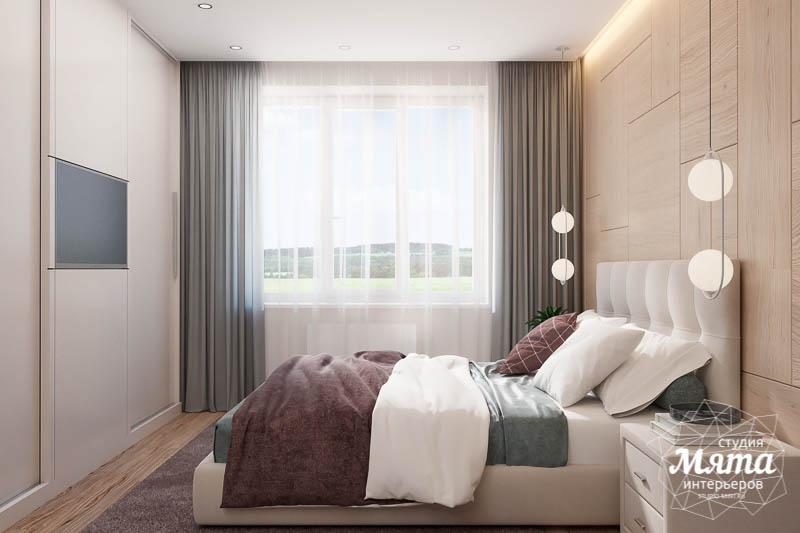 Дизайн интерьера двухкомнатной квартиры в ЖК Солнечный img2069917343