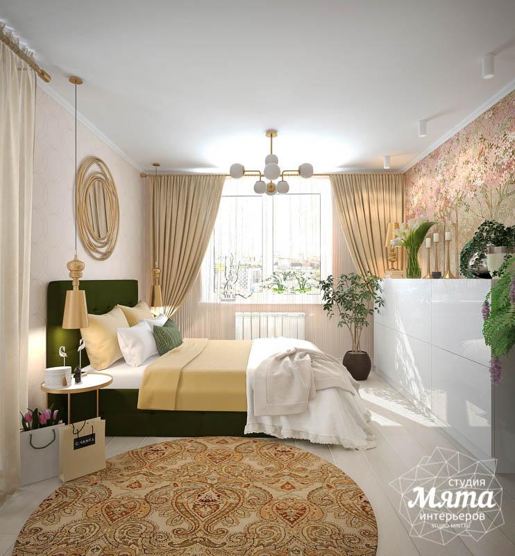 Дизайн интерьера четырехкомнатной квартиры по ул. Блюхера 41 img1800248018