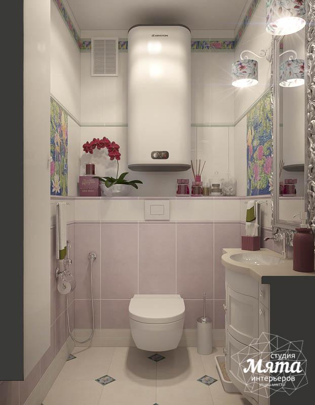 Дизайн интерьера четырехкомнатной квартиры по ул. Блюхера 41 img255051479