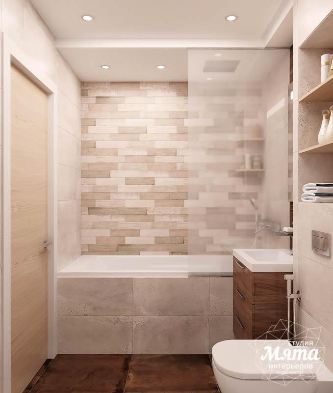 Дизайн интерьера двухкомнатной квартиры в ЖК Солнечный img1653533281