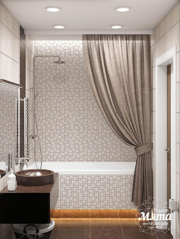 Дизайн интерьера двухкомнатной квартиры в ЖК Первый Николаевский img2135666681