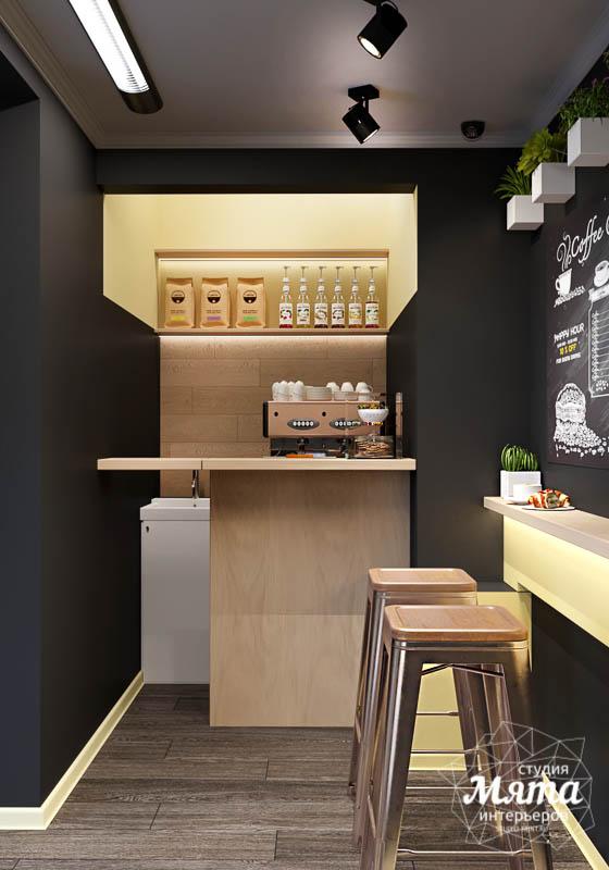Дизайн интерьера мини-кофейни по ул. Большакова 107 img1965534738
