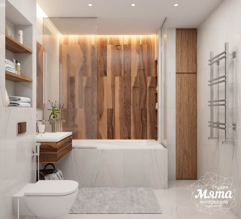Дизайн интерьера четырехкомнатной квартиры по ул. Блюхера 45 img1188951417