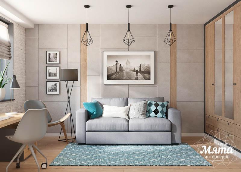 Дизайн интерьера четырехкомнатной квартиры по ул. Блюхера 45 img650329478