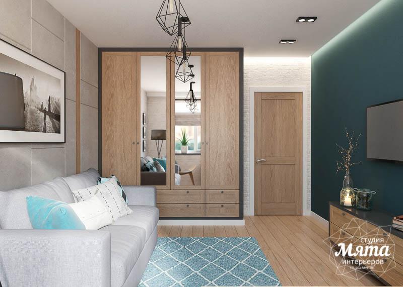 Дизайн интерьера четырехкомнатной квартиры по ул. Блюхера 45 img645656530