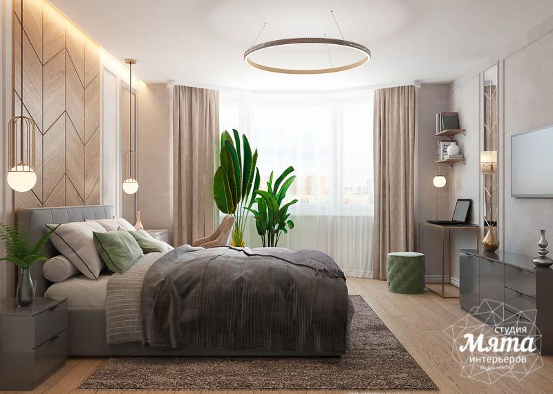 Дизайн интерьера четырехкомнатной квартиры по ул. Блюхера 45 img1380076691