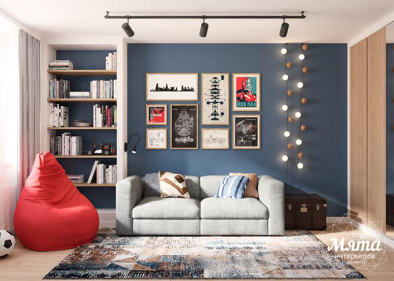 Дизайн интерьера четырехкомнатной квартиры по ул. Блюхера 45 img2134662590