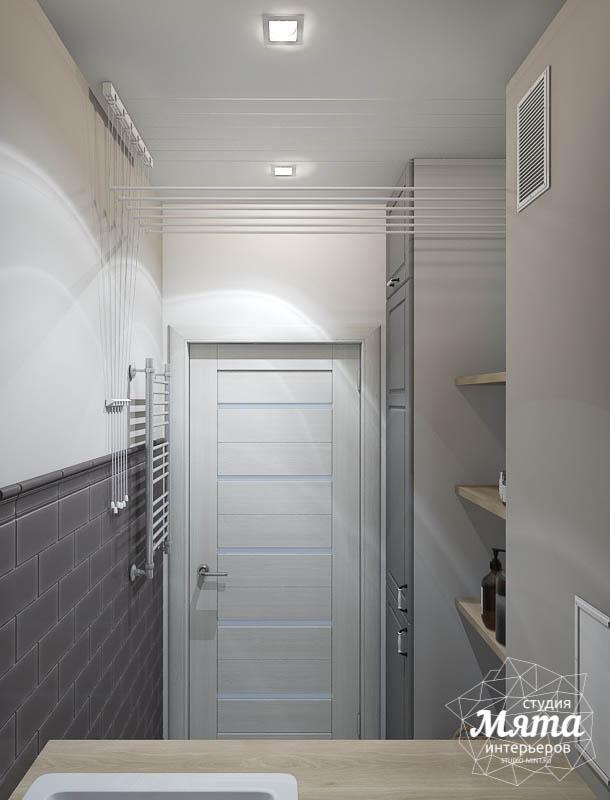 Дизайн интерьера прачечной комнаты квартиры в ЖК Менделеев img432683057