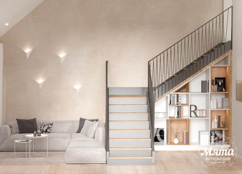 Дизайн интерьера гостиной в коттедже в г. Алапаевск img2012332250