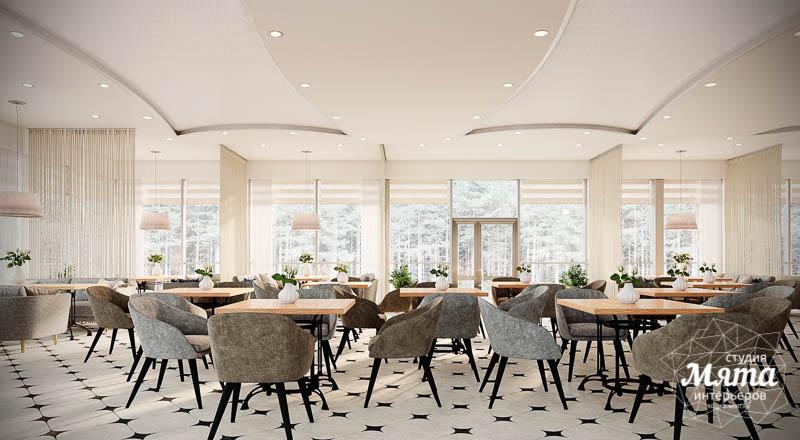 Дизайн интерьера ресторана термального комплекса Акварель г. Туринск img583649459