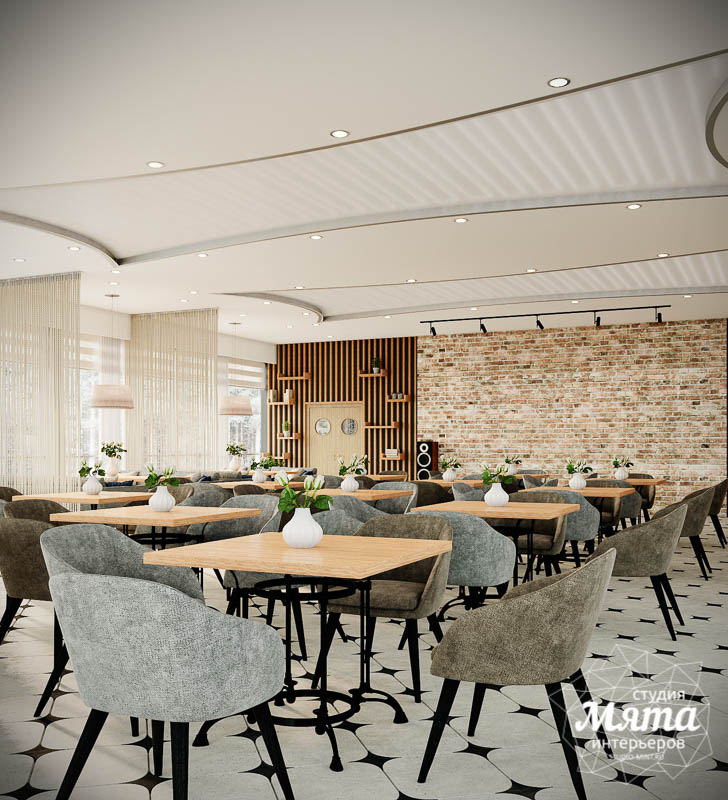 Дизайн интерьера ресторана термального комплекса Акварель г. Туринск img164312527