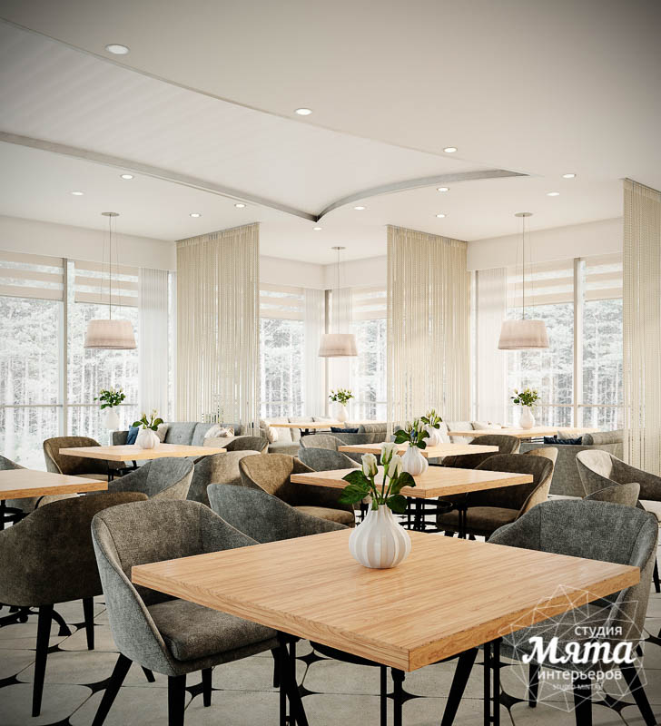 Дизайн интерьера ресторана термального комплекса Акварель г. Туринск img152589324