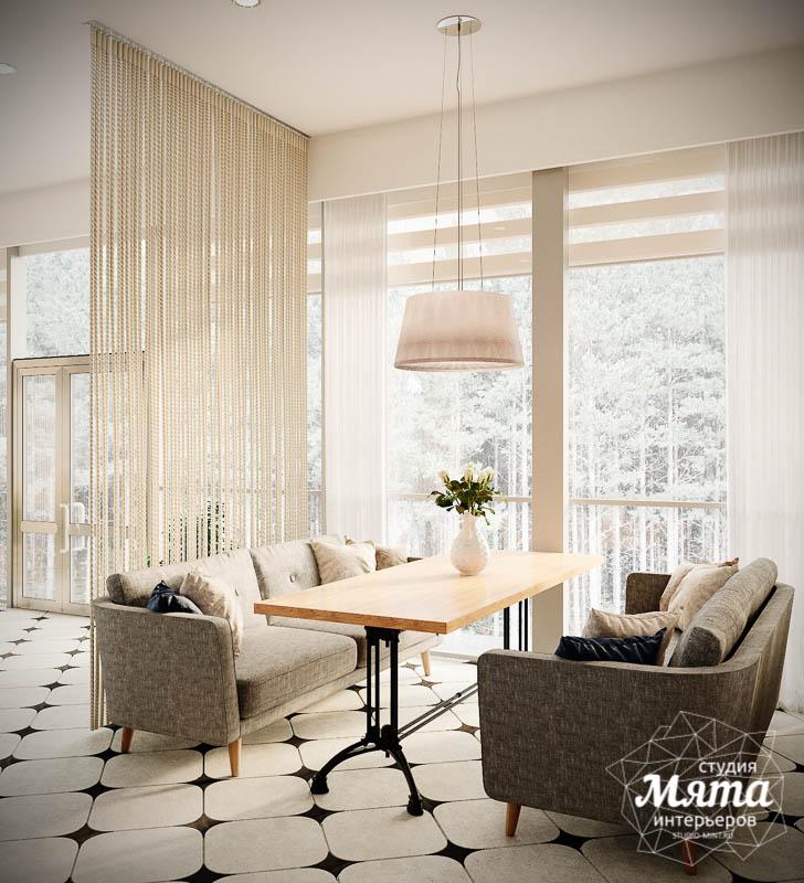 Дизайн интерьера ресторана термального комплекса Акварель г. Туринск img1299831553