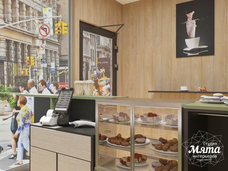 Дизайн интерьера маленькой кофейни по ул. Боровая 19 img584064382