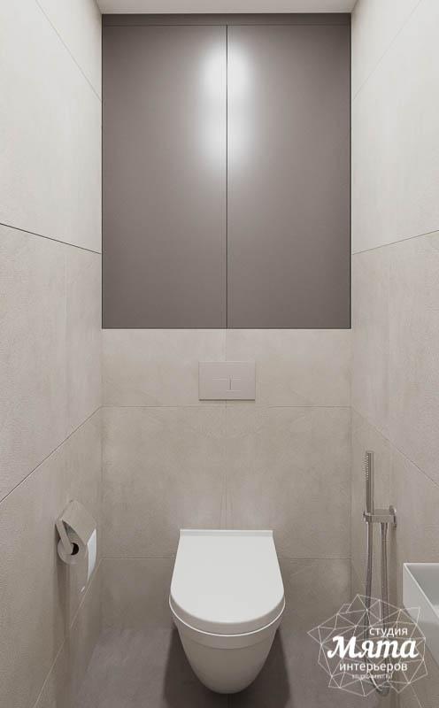 Дизайн интерьера трехкомнатной квартиры в ЖК Дом у пруда ... img347488023