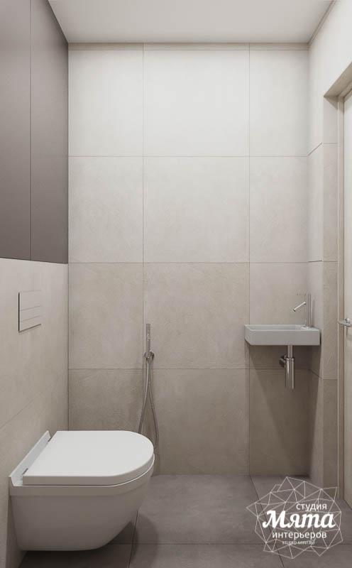 Дизайн интерьера трехкомнатной квартиры в ЖК Дом у пруда ... img163832096