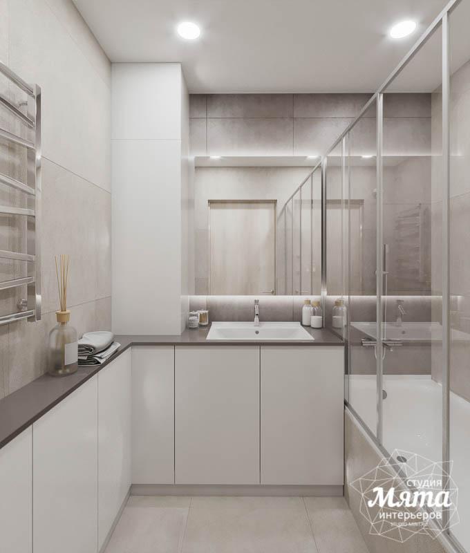 Дизайн интерьера трехкомнатной квартиры в ЖК Дом у пруда ... img1018325403