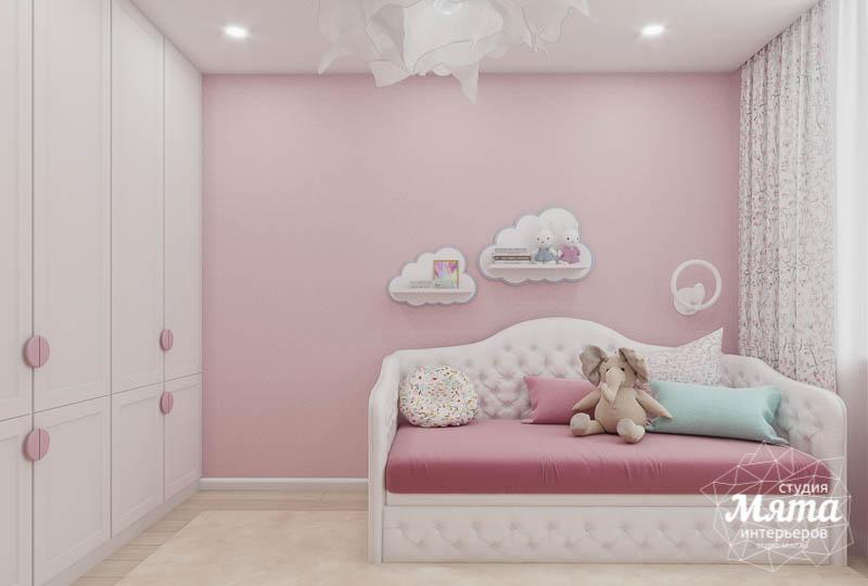Дизайн интерьера трехкомнатной квартиры в ЖК Дом у пруда ... img1354155707