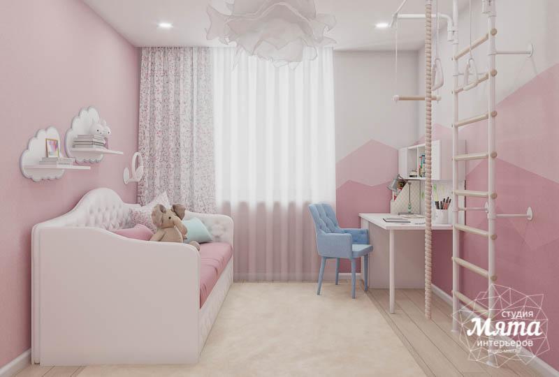 Дизайн интерьера трехкомнатной квартиры в ЖК Дом у пруда ... img1474000986