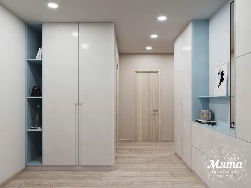 Дизайн интерьера трехкомнатной квартиры в ЖК Дом у пруда ... img726532862