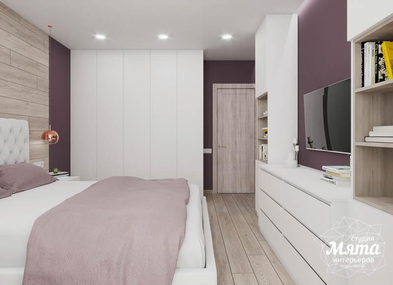 Дизайн интерьера трехкомнатной квартиры в ЖК Дом у пруда ... img211098126