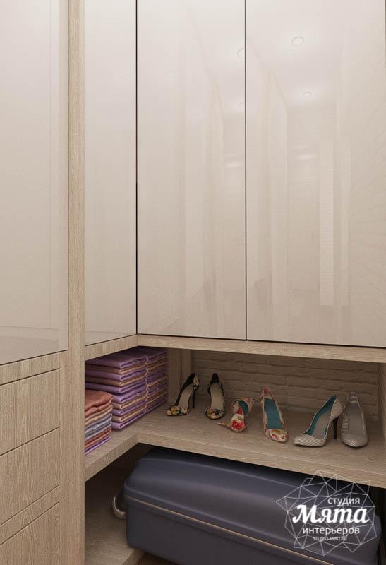 Дизайн интерьера двухкомнатной квартиры по ул. Шаумяна 109 img896197344