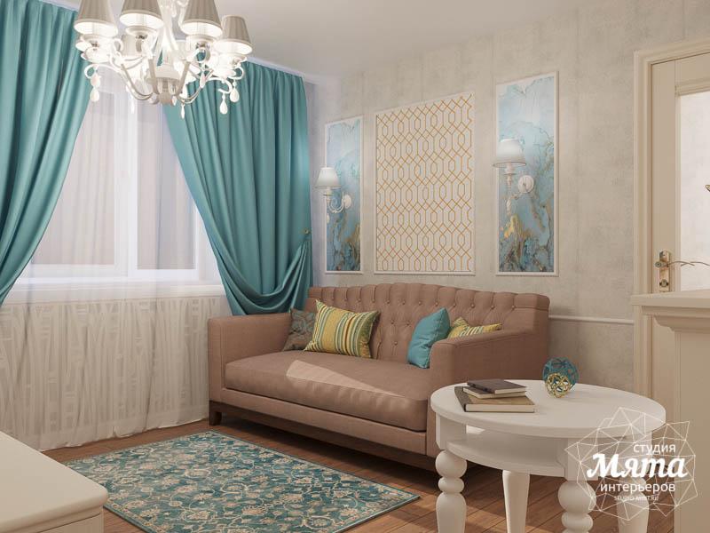 Дизайн интерьера двухкомнатной квартиры по ул. Шаумяна 109 img324053718