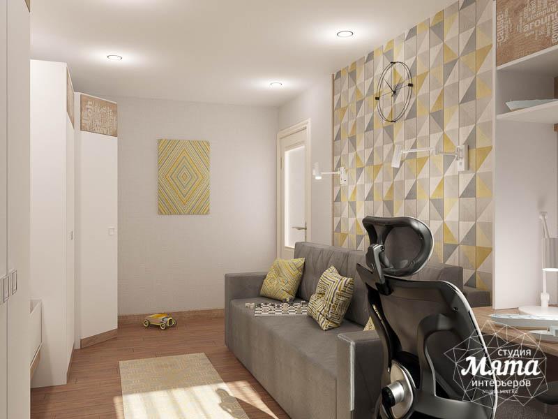 Дизайн интерьера двухкомнатной квартиры по ул. Шаумяна 109 img2143227735