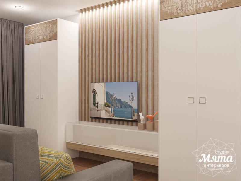 Дизайн интерьера двухкомнатной квартиры по ул. Шаумяна 109 img249458799