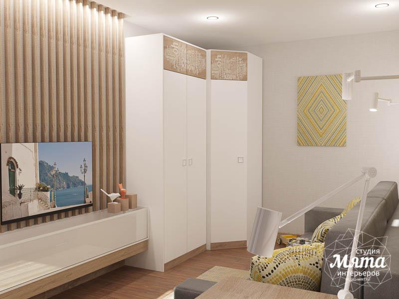 Дизайн интерьера двухкомнатной квартиры по ул. Шаумяна 109 img800375586