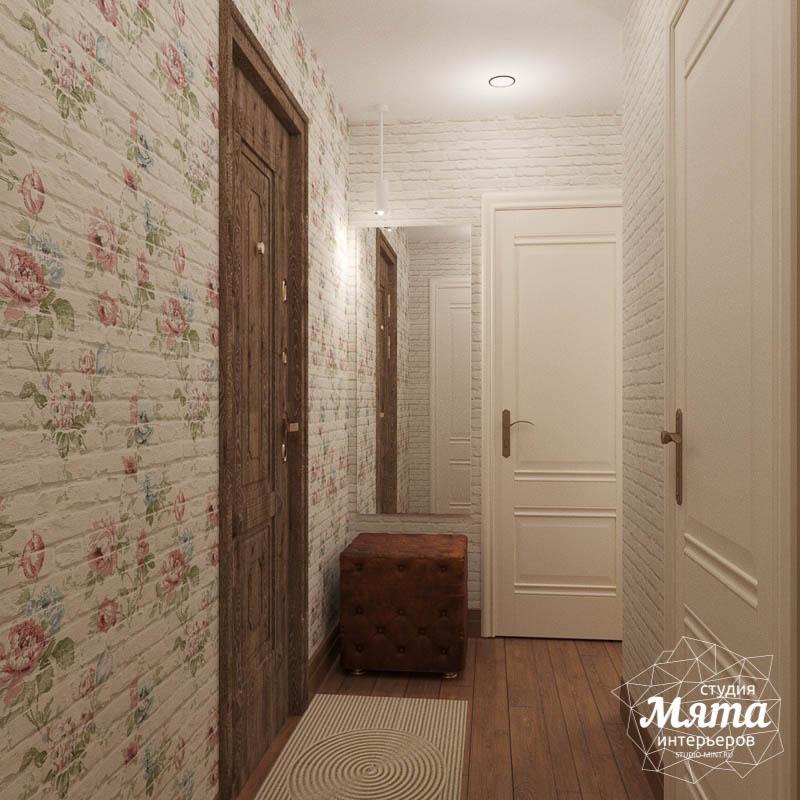Дизайн интерьера двухкомнатной квартиры по ул. Шаумяна 109 img1078659733