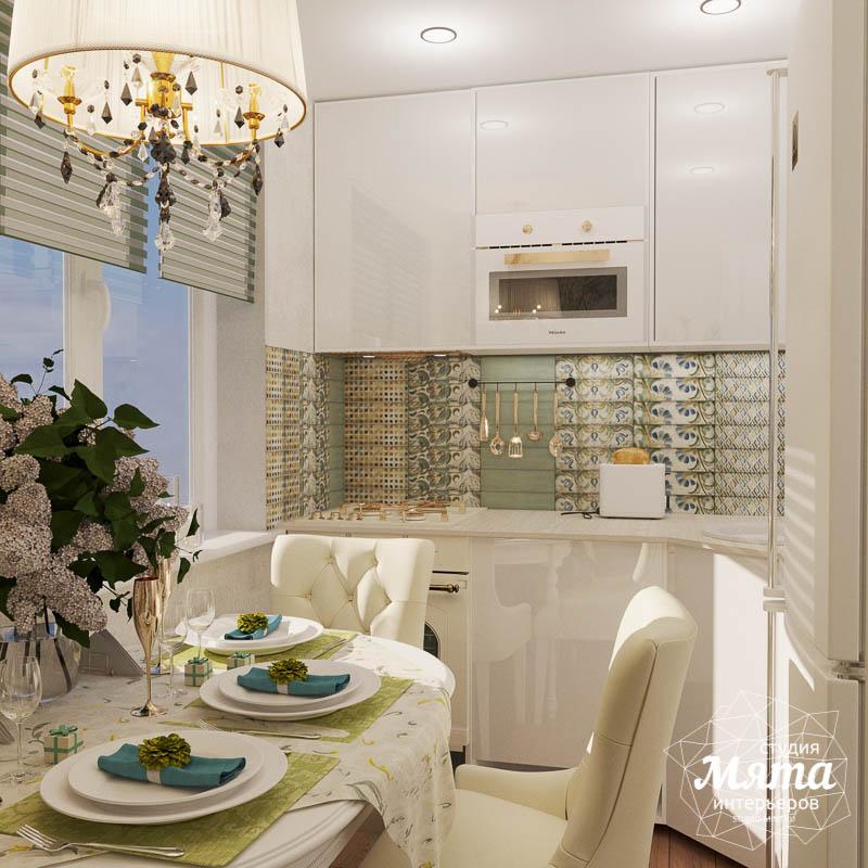 Дизайн интерьера двухкомнатной квартиры по ул. Шаумяна 109 img1886770958