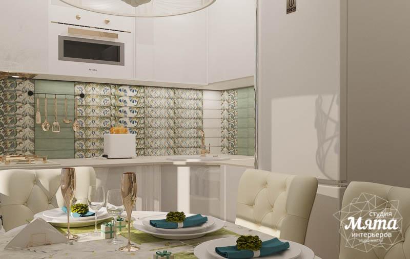 Дизайн интерьера двухкомнатной квартиры по ул. Шаумяна 109 img99705322