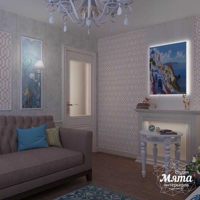 Дизайн интерьера двухкомнатной квартиры по ул. Шаумяна 109 img2067903169